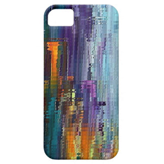 colorful Contemporary by rafi talby iPhone 5 Cover