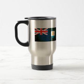 Colorful Contrast Anguillan Flag Coffee Mugs