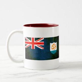 Colorful Contrast Anguillan Flag Mug