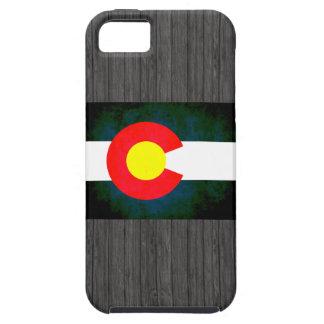 Colorful Contrast Coloradan Flag iPhone 5 Case