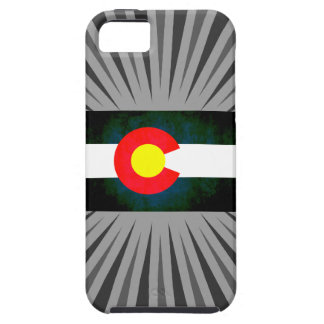 Colorful Contrast Coloradan Flag iPhone 5 Covers
