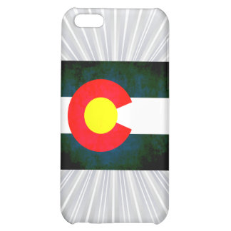 Colorful Contrast Coloradan Flag iPhone 5C Covers