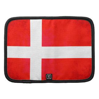 Colorful Contrast Danish Flag Organizers