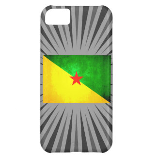 Colorful Contrast Guianese Flag iPhone 5C Cover