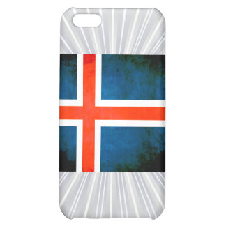 Colorful Contrast Icelander Flag iPhone 5C Cases