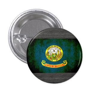 Colorful Contrast Idahoan Flag Button