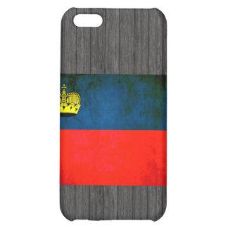 Colorful Contrast Liechtensteiner Flag iPhone 5C Cases