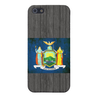Colorful Contrast New Yorker Flag iPhone 5 Cover
