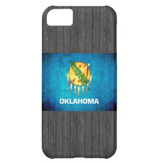 Colorful Contrast OklahomanFlag iPhone 5C Covers
