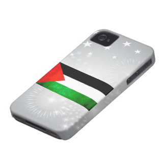 Colorful Contrast PalestinianFlag Blackberry Bold Cover