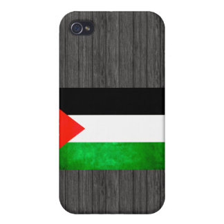 Colorful Contrast PalestinianFlag Cases For iPhone 4