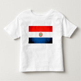 Colorful Contrast ParaguayanFlag Toddler T-shirt
