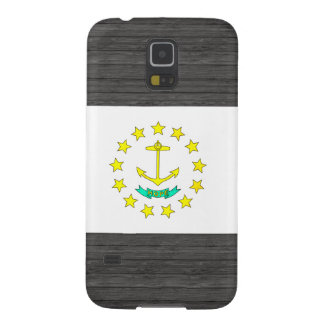 Colorful Contrast Rhode IslanderFlag Galaxy S5 Covers