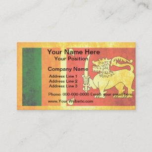 Sri Lanka Business Cards Zazzle