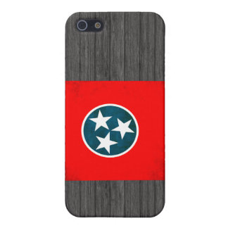 Colorful Contrast TennesseanFlag iPhone 5 Case