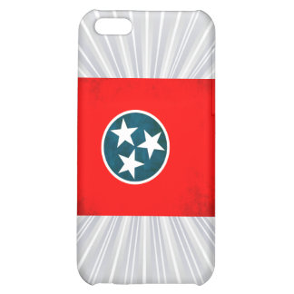 Colorful Contrast TennesseanFlag iPhone 5C Covers