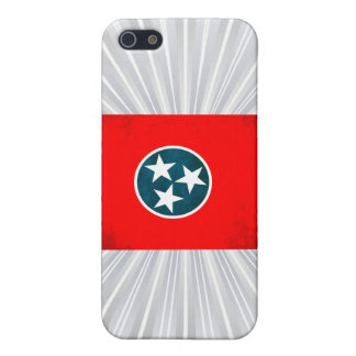 Colorful Contrast TennesseanFlag Case For iPhone 5