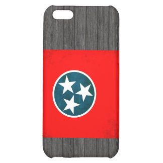 Colorful Contrast TennesseanFlag iPhone 5C Cases