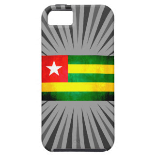 Colorful Contrast TogoleseFlag iPhone 5 Cover