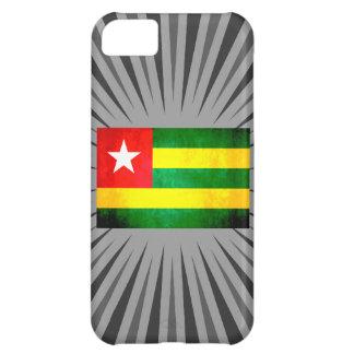 Colorful Contrast TogoleseFlag iPhone 5C Case