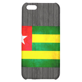 Colorful Contrast TogoleseFlag iPhone 5C Cases