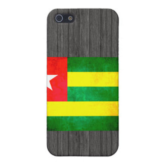 Colorful Contrast TogoleseFlag Covers For iPhone 5