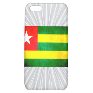 Colorful Contrast TogoleseFlag iPhone 5C Cover