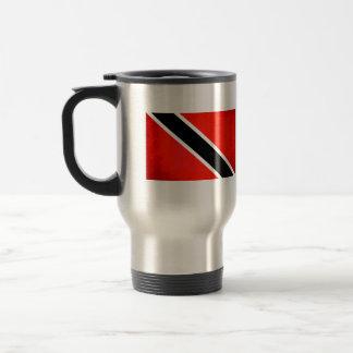 Colorful Contrast TrinidadianFlag Mugs