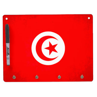 Colorful Contrast TunisianFlag Dry-Erase Whiteboards