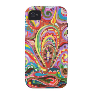 Colorful Cool iPhone 4/4S Case-Mate Vibe Case Vibe iPhone 4 Case