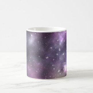 Colorful Cool Nebula and Stars in Space Coffee Mug