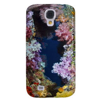 Colorful coral reef HTC vivid / raider 4G cover
