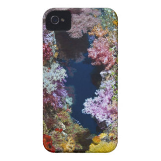 Colorful coral reef Case-Mate iPhone 4 cases