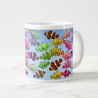 Colorful Coral Reef Clownfish Specialty Mug