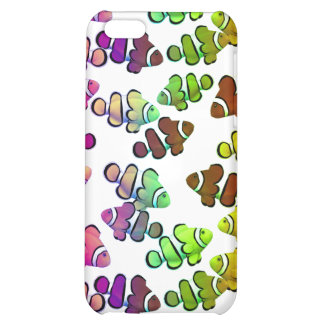 Colorful Coral Reef Clownfish Speck Case iPhone 5C Cover