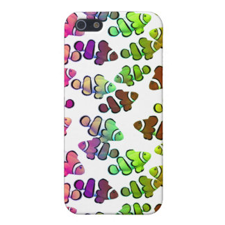 Colorful Coral Reef Clownfish Speck Case Cases For iPhone 5