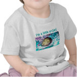 Colorful Coral Reef Sea Urchin T-shirt