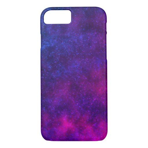 Colorful Cosmic Space and Sky iPhone Case
