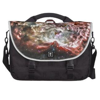 Colorful Cosmos Laptop Messenger Bag