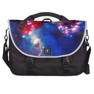 Colorful Cosmos Commuter Bag