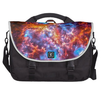Colorful Cosmos Commuter Bags