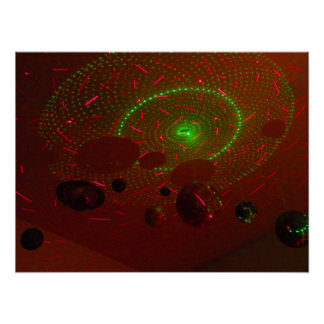 Colorful Cosmos Print #3