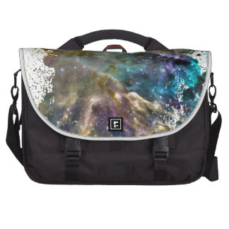 Colorful Cosmos - Space Splatter Bag For Laptop
