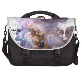Colorful Cosmos - Space Splatter Bags For Laptop