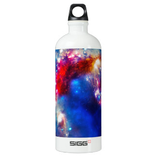 Colorful Cosmos Water Bottle