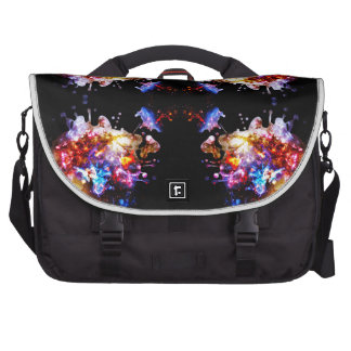 Colorful CosmosColorful Cosmos Laptop Messenger Bag