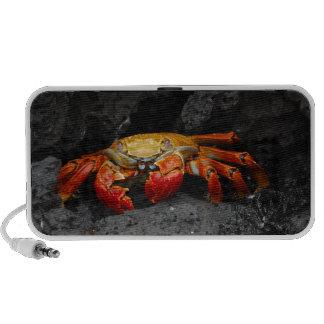 Colorful Crab Travel Speaker