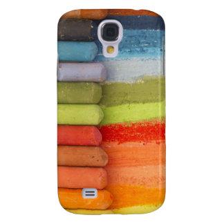 colorful crayons samsung galaxy s4 case