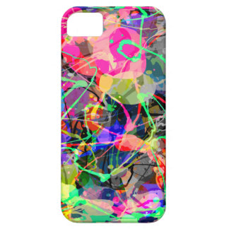 Colorful Creative Chaos iPhone 5 Cover