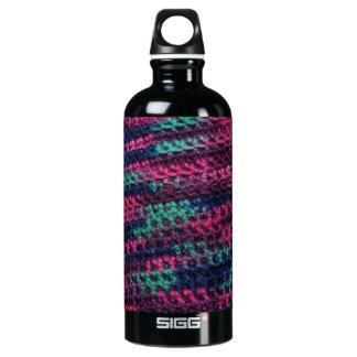 Colorful Crochet bottle